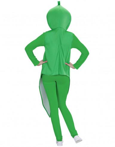 Boon met erwten kostuum voor volwassenen-1