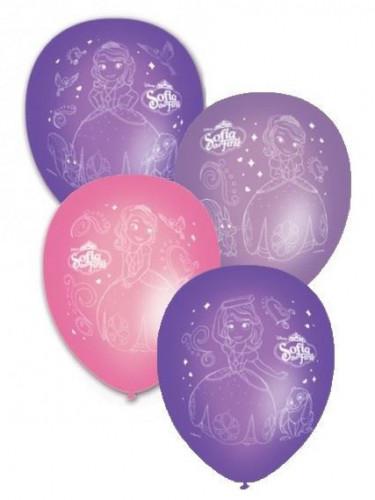 8 Prinses Sofia ™ ballonnen