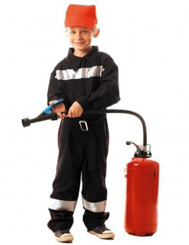 Brandweerman pak voor jongens