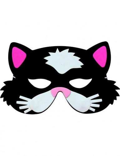 Kattenmasker voor kinderen