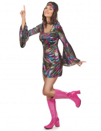 Disco kostuum voor vrouwen-1