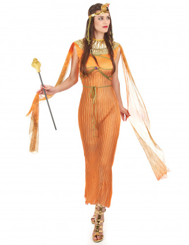 Egyptisch prinsessen outfit voor vrouwen