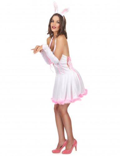 Sexy konijn kostuum voor dames-1