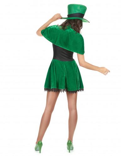 Kabouter kostuum voor vrouwen St Patrick-2