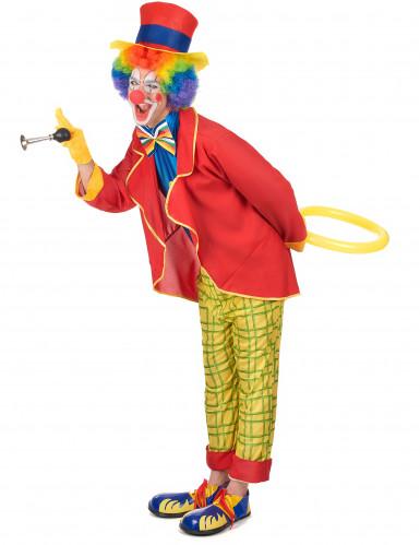 Gek clown kostuum voor heren-1