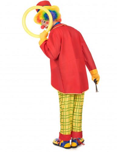 Gek clown kostuum voor heren-2
