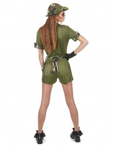 Sexy soldier soldaten kostuum voor vrouwen-2