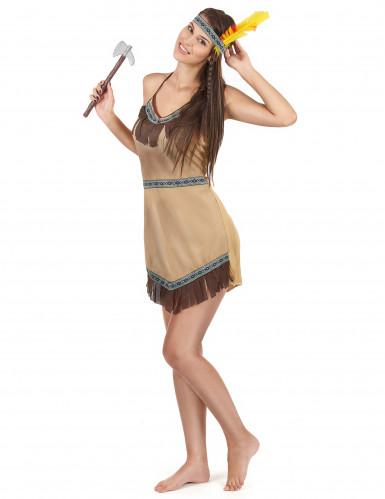 Indianen kostuum voor vrouwen-1