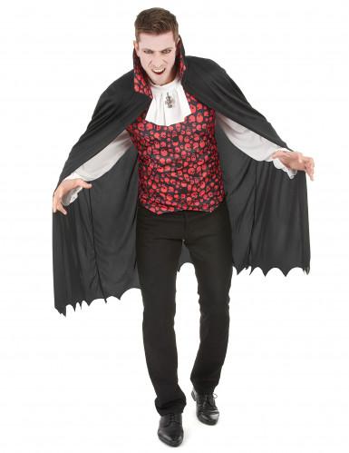 Mr. Skull vampier kostuum voor mannen