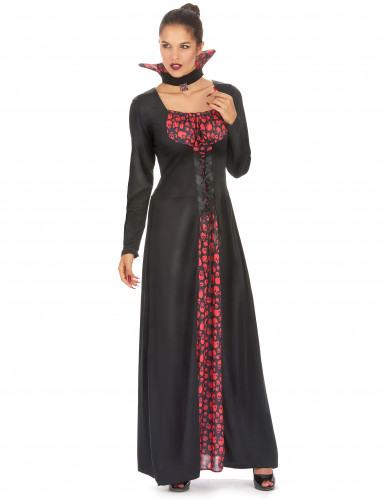 Vampier outfit voor dames