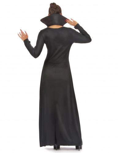Vampier outfit voor dames-2
