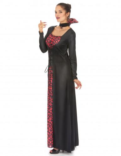 Vampier outfit voor dames-1