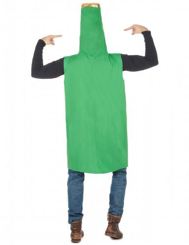 Bierfles kostuum voor volwassenen-2