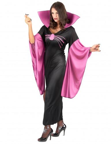 Verkleedkostuum spin voor dames Halloween outfit-1