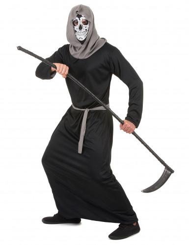 Magere Hein Halloween kostuum voor heren-1