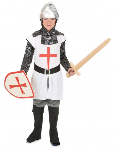 Ridder kruistocht kostuum voor jongens