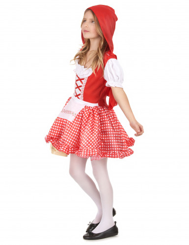 Roodkapje sprookjes outfit voor meisjes-1