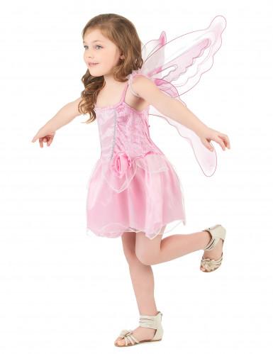 Vlinder feeën pak voor meisjes-1