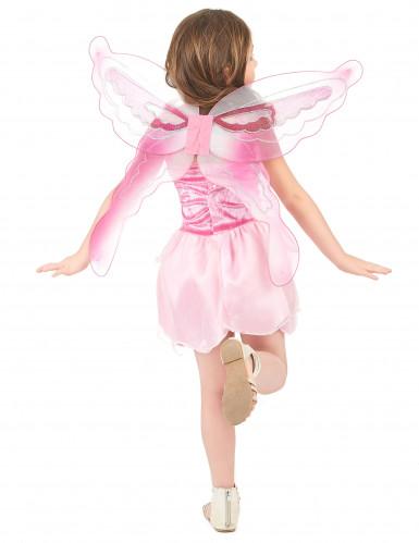 Vlinder feeën pak voor meisjes-2