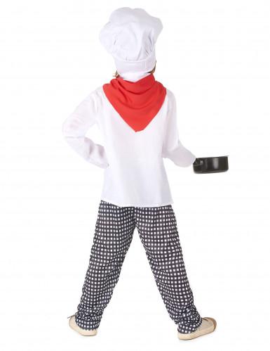 Big chef kok kostuum voor kinderen-2