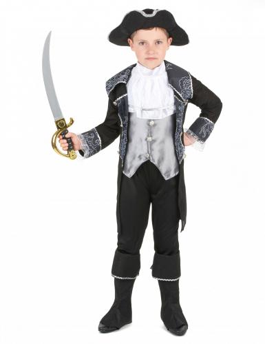 Jongens piraten pak
