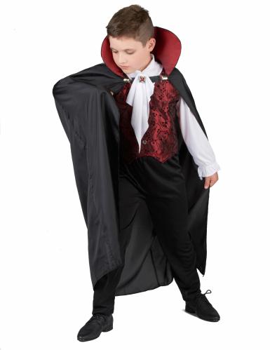 Verkleedkostuum vampier voor jongens Halloween kleren-1