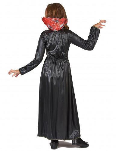 Bloody spider heksen kostuum voor meisjes-2