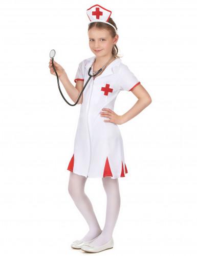 Verpleegster kostuum voor meisjes-1