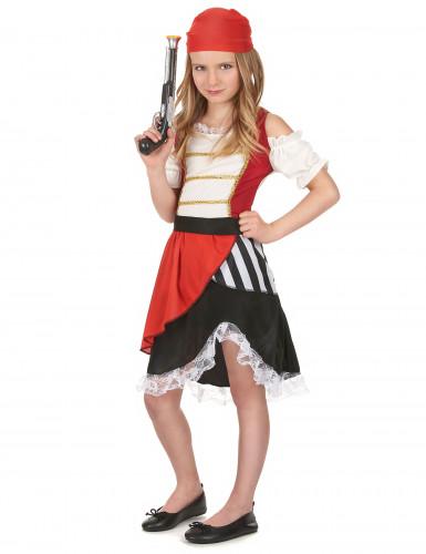 Piraten outfit voor meisjes-1