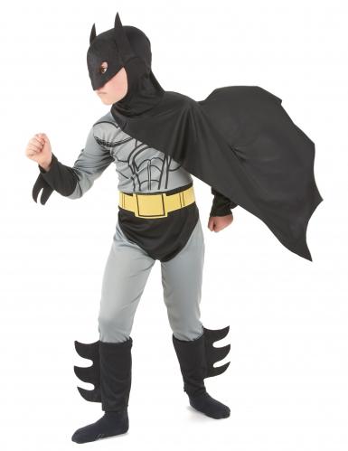 Superhelden vleermuis kostuum voor kinderen-1
