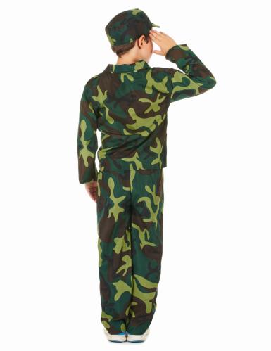 Militaire outfit voor jongens-2