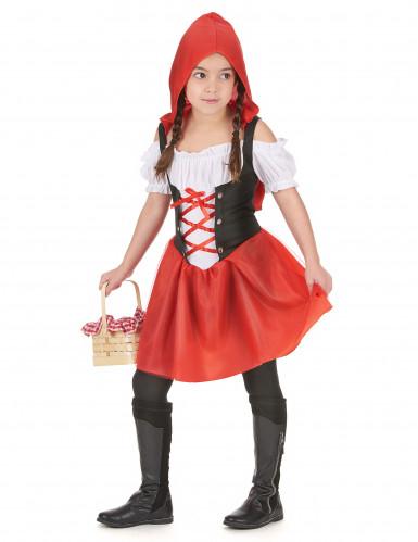 Roodkapje outfit voor meisjes -1