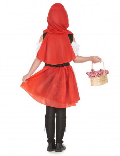 Roodkapje outfit voor meisjes -2