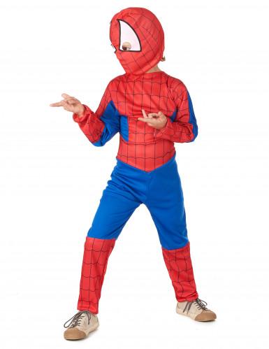 Verkleedkostuum spinnen man voor jongens-1