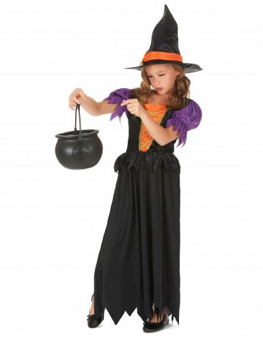 Lang heksenkostuum voor meisjes-1