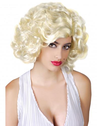 Marilyn pruik voor dames