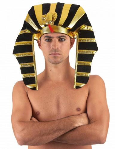 Egyptische koning hoofdversiering voor volwassenen-1