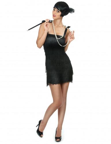 Retro Charleston kostuum voor vrouwen