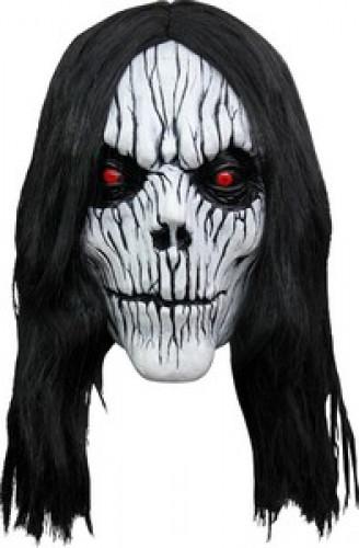 3/4 Masker behekste man Halloween