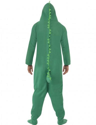 Krokodil kostuum voor volwassenen-1