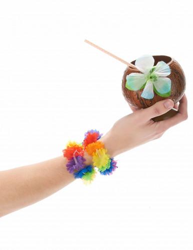 Hawaiiaanse meerkleurige armband-1