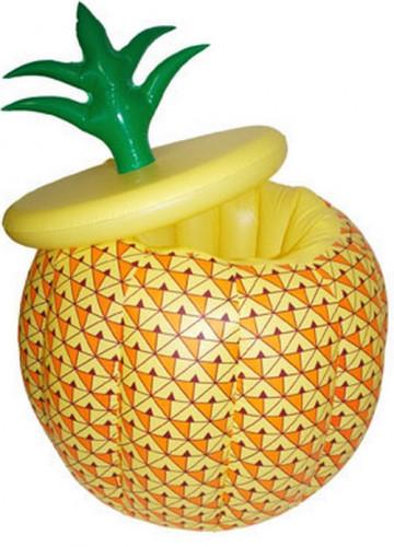 Opblaasbare ijsemmer ananas