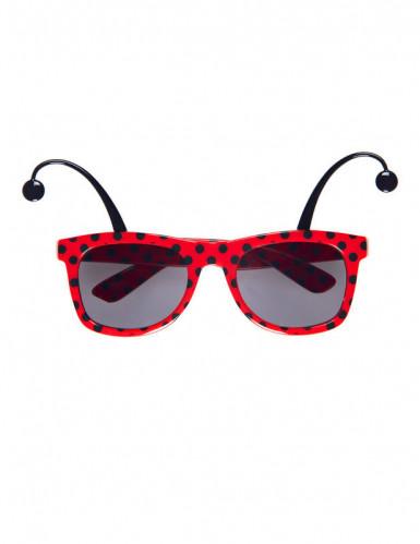 Lieveheersbeestje bril-1