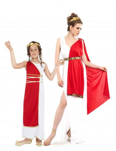 Romeins duo kostuum moeder en dochter