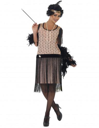 Charleston jaren 20 outfit voor dames