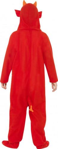 Verkleedkostuum duivel voor kinderen Halloween pak-2