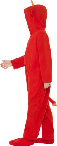 Verkleedkostuum duivel voor kinderen Halloween pak-1