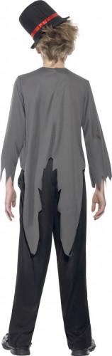 Zombie bruidegom kostuum voor jongens-2