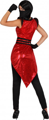 Ninja kostuum voor dames-1