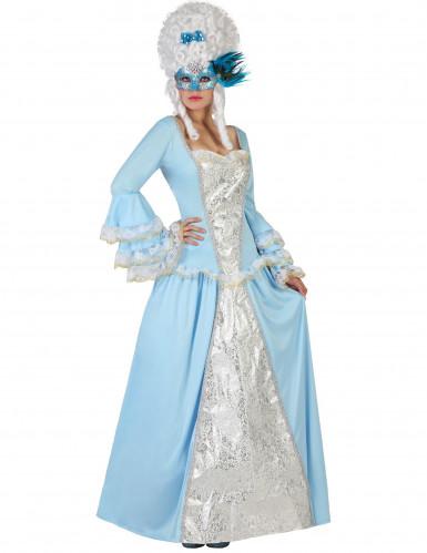 Renaissance prinsessen kostuum voor vrouwen